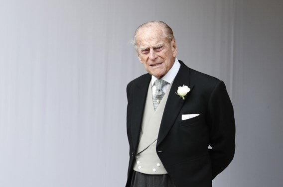 Britse prins Philip betrokken in auto-ongeluk