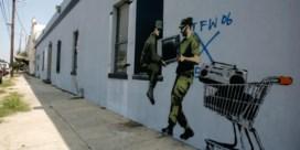 De factuur van een Banksy op je muur