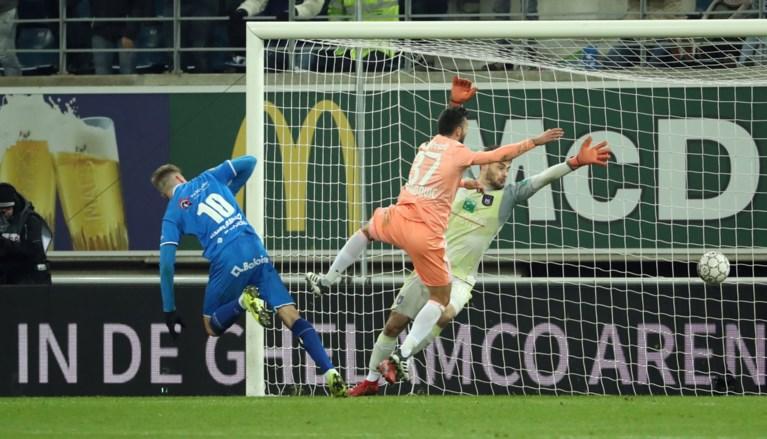 Geen droomstart voor Fred Rutten: Anderlecht verliest bij AA Gent