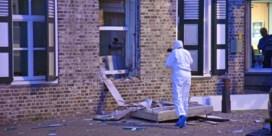 Ravage na plofkraak op bankkantoor in Hamont-Achel
