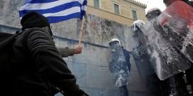 Duizenden betogers tegen naamsverandering Noord-Macedonië