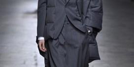 Nieuwe mannenmode kleurt zakelijk en elegant