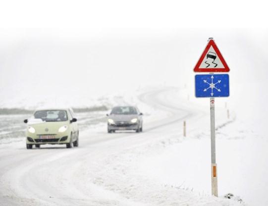 KMI waarschuwt voor eerste sneeuwval: 'Genoeg om verkeer in de war te sturen'