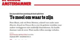 Nederlandse 'journalist' belazerde de boel