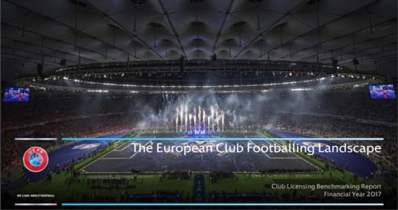 Het Europese voetbaljaar in cijfers: de duurste tickets, de meeste toeschouwers, de hoogste schuldenberg en nog veel meer