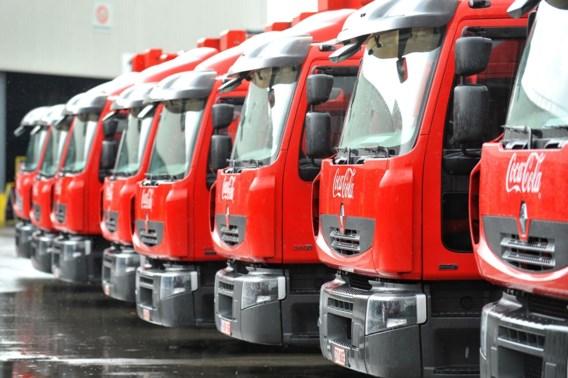 Werknemers Coca-Cola leggen donderdag werk neer in verschillende vestigingen