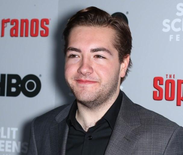 Zoon James Gandolfini speelt jonge Tony Soprano in Sopranos-film