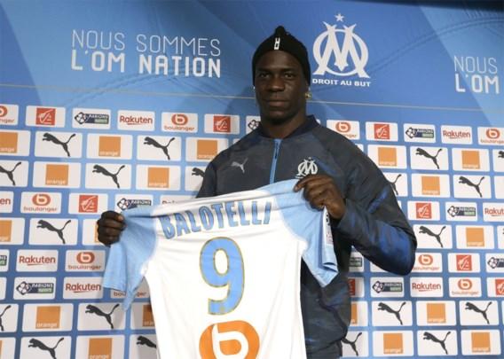 Mario Balotelli verkast naar Olympique Marseille