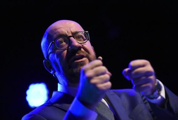 Charles Michel heeft geen keuze: gedaan met 'N-VA-marionet' spelen