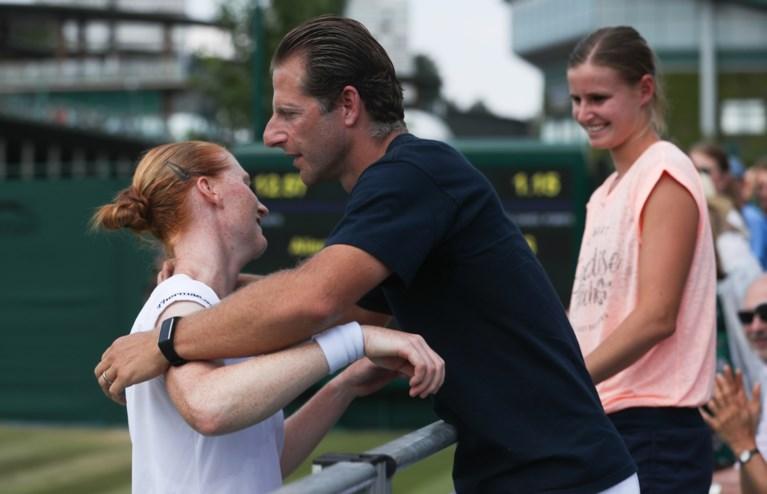 Alison Van Uytvanck heeft nieuwe coach