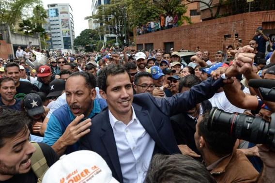 Maduro verbreekt relaties met VS na steun aan Venezolaanse oppositieleider