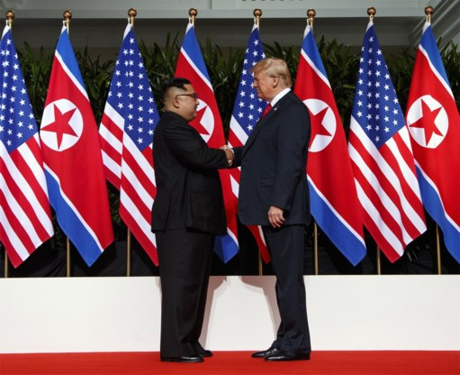 Kim Jong-un tevreden met brief van Trump voor tweede top