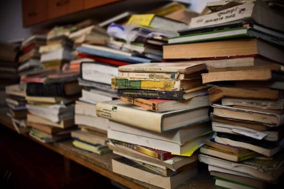 'Ik steel al boeken sinds 1978'