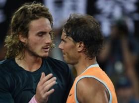 Revelatie Tsitsipas niet opgewassen tegen sublieme Nadal, die zich als eerste plaatst voor finale Australian Open