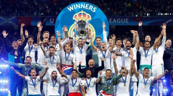 """Real Madrid onttroont met inkomsten Manchester United als """"rijkste club ter wereld"""" maar Engelse clubs blijven Money League domineren"""