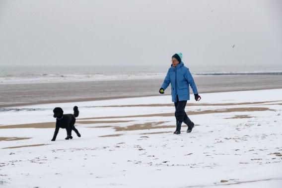 Lokaal nog kans op sneeuw