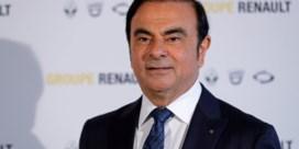 Ghosn is afgetreden als topman Renault