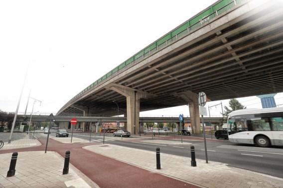 Gent kiest voor tunnel om 'brokkelviaduct' te vervangen
