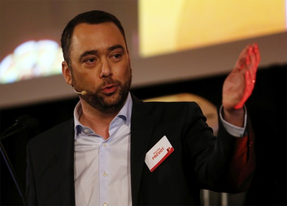 Maxime Prévot verkozen tot voorzitter van cdH