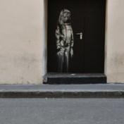 Kunstwerk Banksy voor Bataclan gestolen