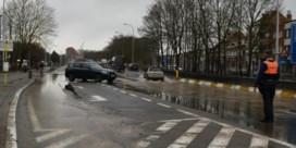 Groot waterlek zet Tervuursevest Leuven blank