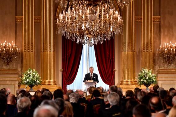 Koning Filip steunt klimaatbetogers