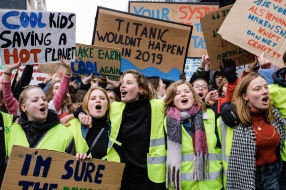 Vierde editie van 'Spijbelen voor het klimaat' krijgt nieuwe route
