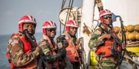 Liberia zien ' en het visbestand plunderen