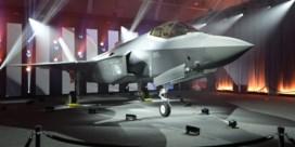Nederland neemt eerste F-35-gevechtsvliegtuig in ontvangst