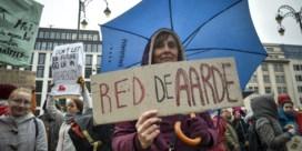 Internationale conferentie als antwoord op klimaatprotest: 'Boodschap begrepen'
