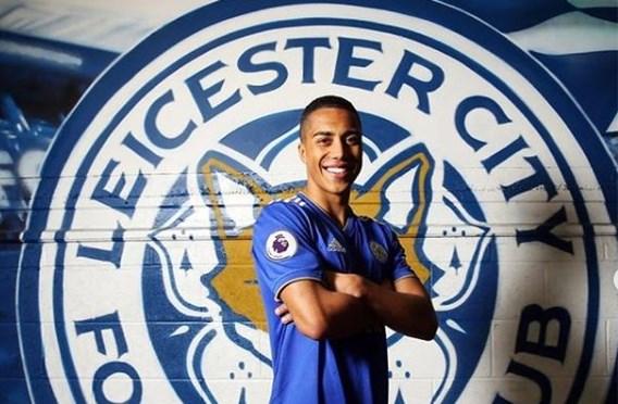 """Leicester-coach is opgetogen over komst van """"intelligente"""" Youri Tielemans maar geeft hem nog wat tijd om aan te passen"""