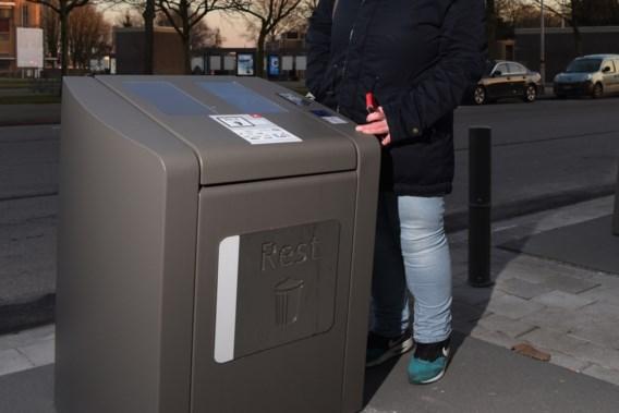 Antwerpen stopt tijdelijk verdere uitrol van ondergrondse sorteerstraten