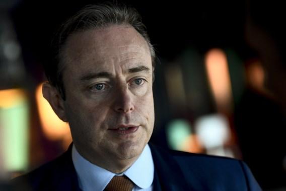 De Wever: 'Als we belaagd worden, sluiten we de rangen'