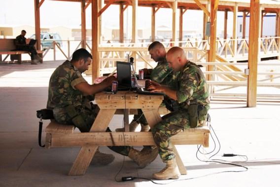 Belgische militairen in Afghanistan hebben nieuwjaarsbrief nog altijd niet gekregen