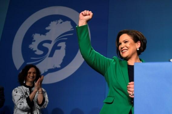Sinn Fein zet in op referendum over hereniging Ierland
