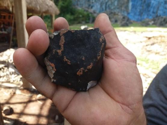 Meteoriet neergestort op westen van Cuba