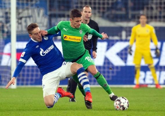 Wat Eden kan, kan Thorgan ook: Hazard deelt twee assists uit in zege van Mönchengladbach op het veld van Schalke 04