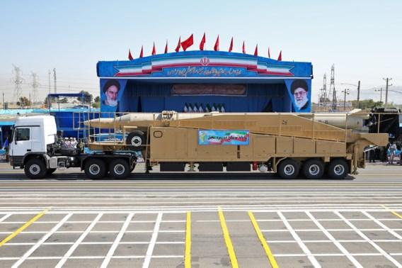 Dodelijke aanslag terwijl Iran op verjaardagsfeest nieuwe raket onthult