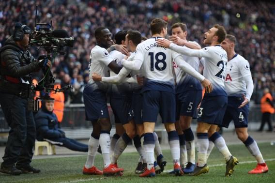 Tottenham laat geen steek vallen tegen Newcastle, al was het zwoegen tot het slot