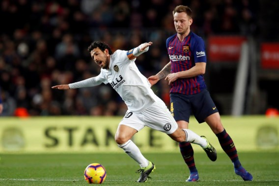 Valencia-middenvelder Dani Parejo kost na contractverlenging 50 miljoen euro