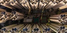Uniek zicht: Hongkong vanuit de lucht