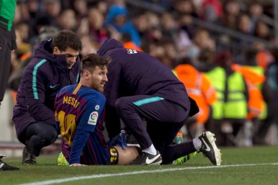 Onrust bij FC Barcelona: Lionel Messi ontbreekt op training en is onzeker voor Clasico