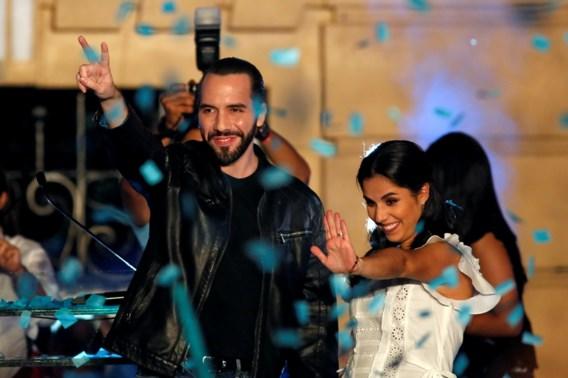 Corruptiebestrijder claimt overwinning van presidentsverkiezingen in El Salvador