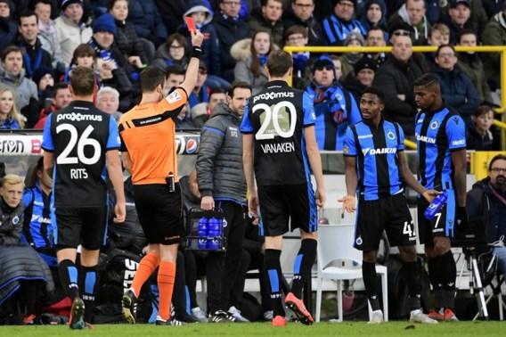 Club Brugge moet het in stadsderby en topper tegen Genk zonder Emmanuel Dennis doen