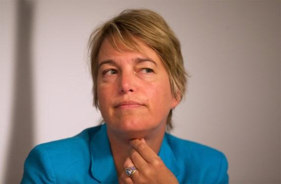 Joke Schauvliege slaat mea culpa: 'Ik heb me laten meeslepen door frustratie'