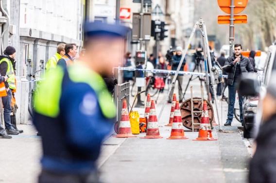 Verdachte aangehouden voor bankkraak in Antwerpen
