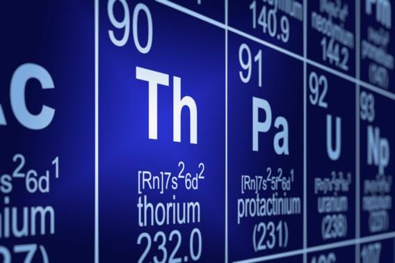 Thorium, de heilige graal in het energiedebat