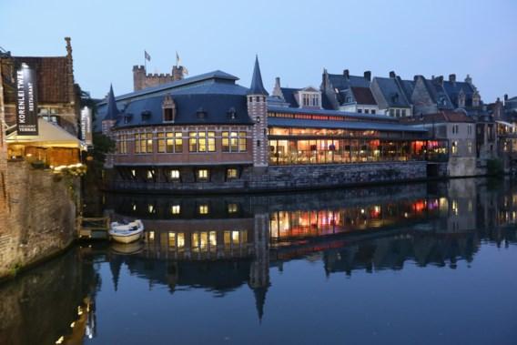 Oude Vismijn in Gent wordt feestzaal (en dus geen twee restaurants)