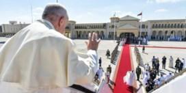 Paus kan aandacht even afleiden