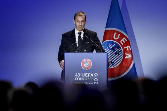 Aleksander Ceferin mag zoals verwacht aan nieuwe termijn als UEFA-voorzitter beginnen